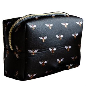 BEE COSMETIC BAG FOR MODA -MULTIPLE OF 3