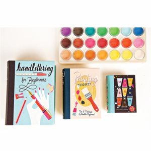 ART LOVER BOOK BOX BY MODA - SET OF 3 / MINIMUM OF 2