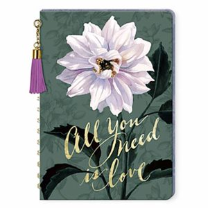ALL YOU NEED IS LOVE JOURNAL BY MODA - MULTIPLE OF 4