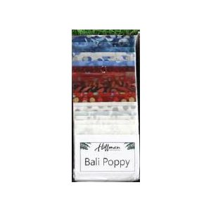 Bali Poppy 2nd Generation by Hoffman
