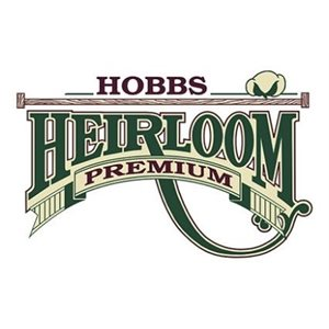 HEIRLOOM COTTON / POLYESTER BLEND BATTING / KING SIZE by Hobbs