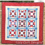 A STAR IS BORN PATTERN BY COZY QUILT DESIGNS - MIN. OF 3