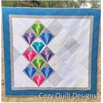 BRILLIANT PATTERN BY COZY QUILT DESIGN - MIN. OF 3