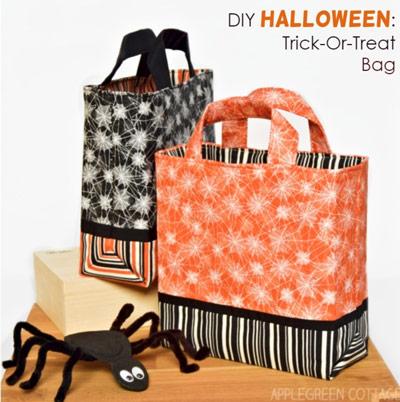 Fabric Bag Idea