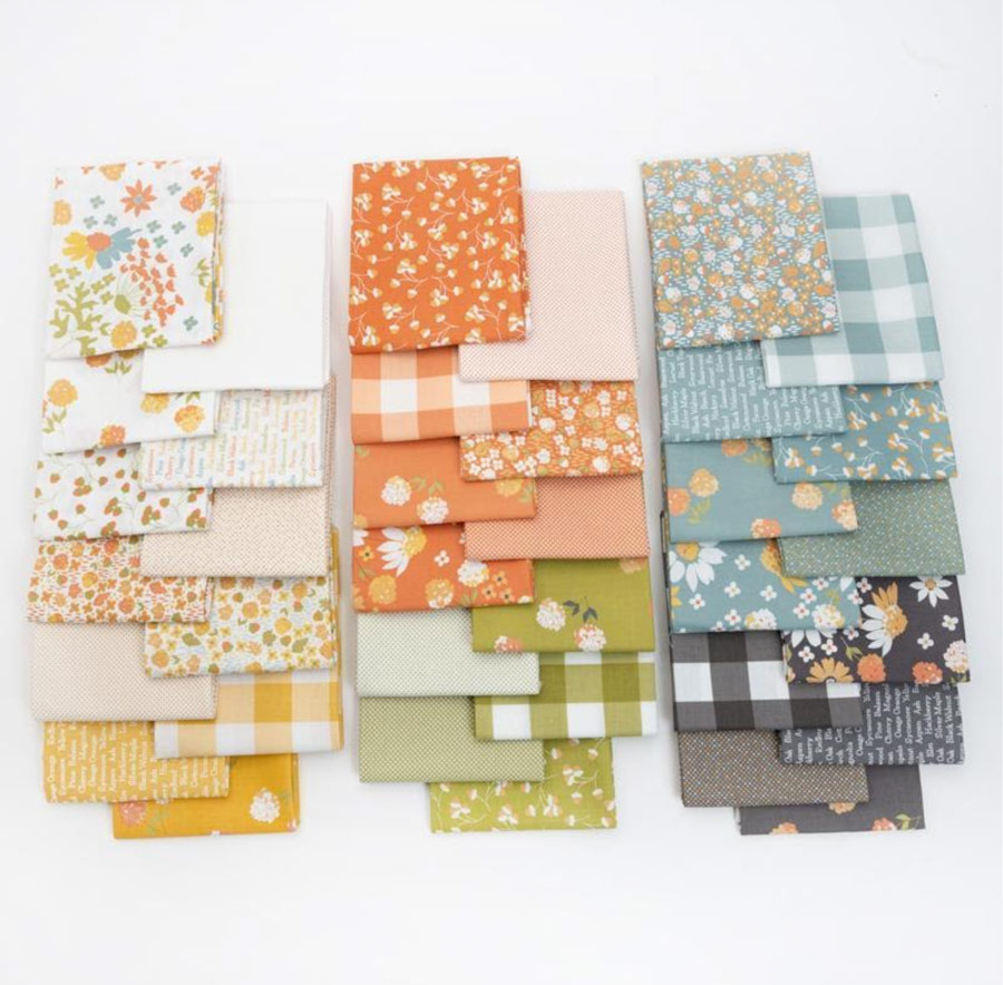 Cozy up by Corey Yoder Fabric sample